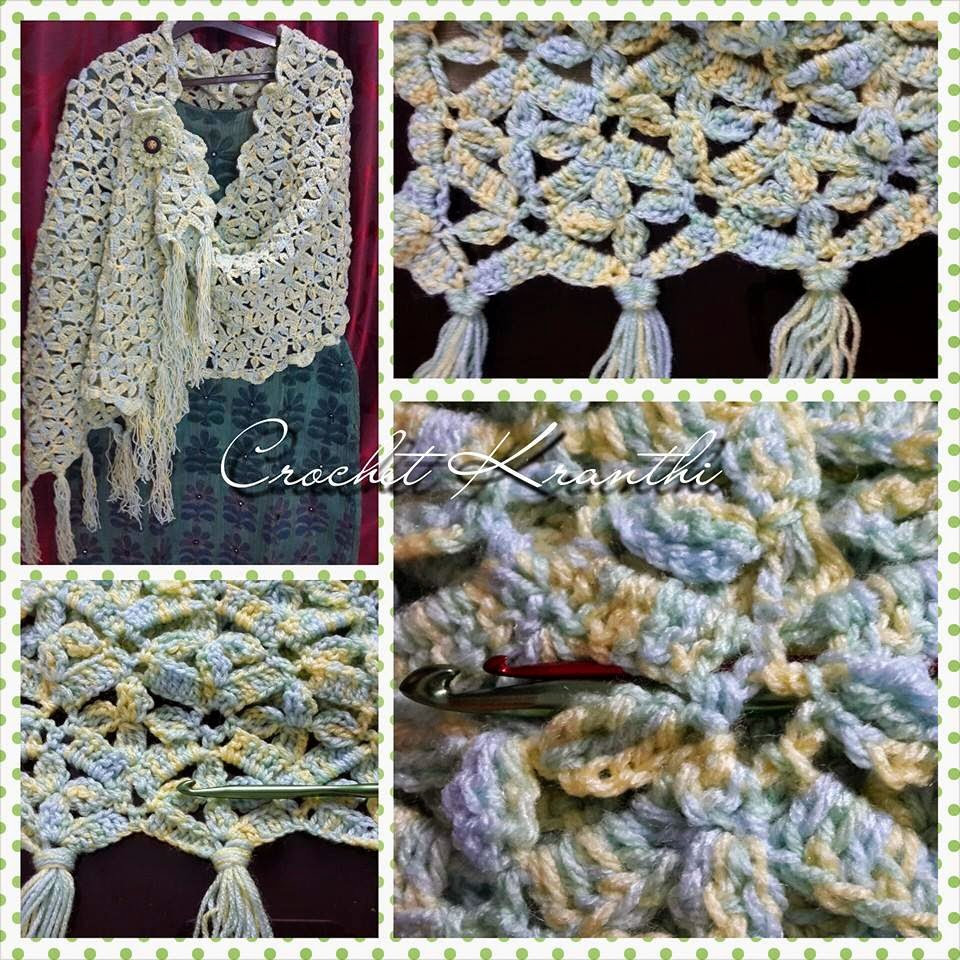 Blog Page 3 Silk Mohair Shawlette Allfreecrochetcom This Shawl Has Been Tested Here Is A Beautiful Kalpana Chitharanjan Of Ravelry Made Using Acrylic