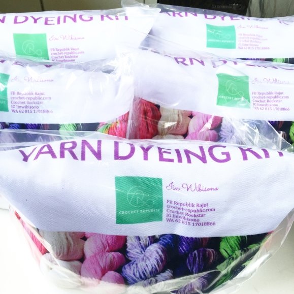 Yarn Dying Kit
