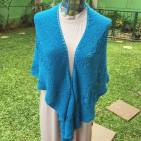 Waiting for Rain Shawl, Cashmillon Acrylic, 180 grams IDR500K