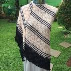 Pierina Triangle Shawl, ICEYarns, IDR2500K