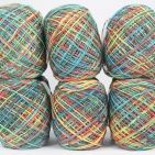 Self Striping SCL 100% cotton @400m IDR35,000