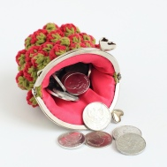 Strawberry Coin Purse IDR40K