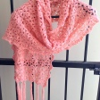 Crochet Shawl USD5