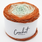 rayon lace copper mint