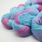 Pink Blue - RC03 rayon cotton lace 100 g 400 m 39K