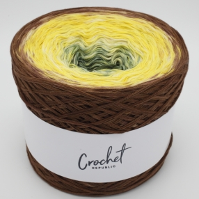 Cendrawasih Combed Cotton, Sport Weight, 200 grams 760 m 80,000